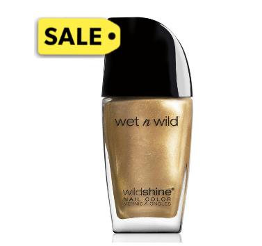 Dollar General: Wet n Wild Nail Polish FREE!