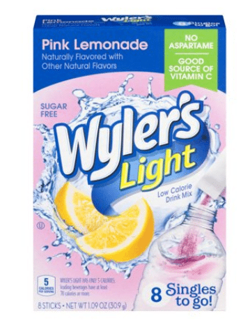 Walmart: Wyler's Light Singles Only $0.75!