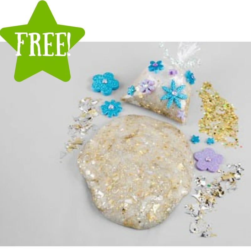 FREE MAKEbreak Shimmering Slime Event at Michaels