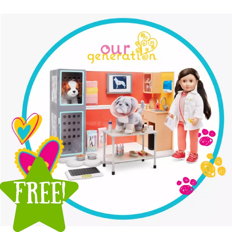 FREE Our Generation Adopt-A-Pup Event at Target