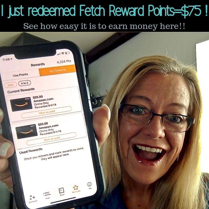 Fetch Reward Points