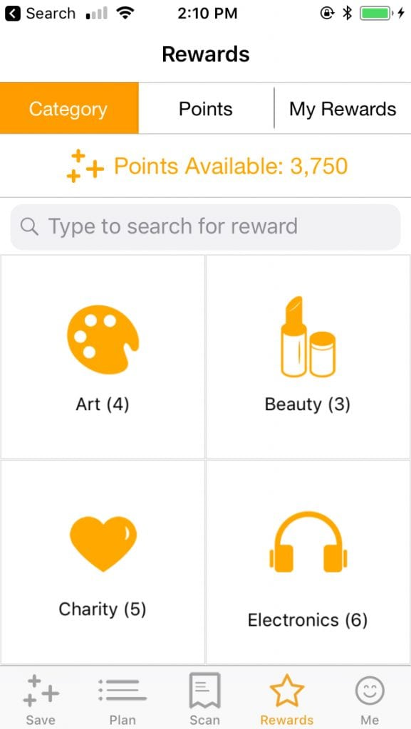 Fetch Rewards App