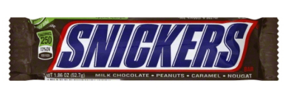 Wegmans: Snickers Candy Bars only $0.49!