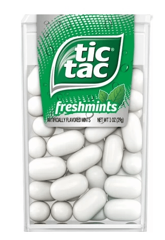 Target: Tic Tac Mints Only $0.32!