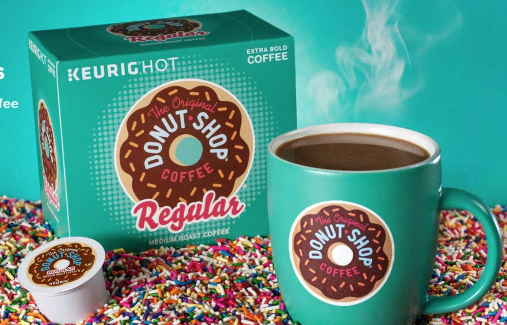 original donut shop kcups