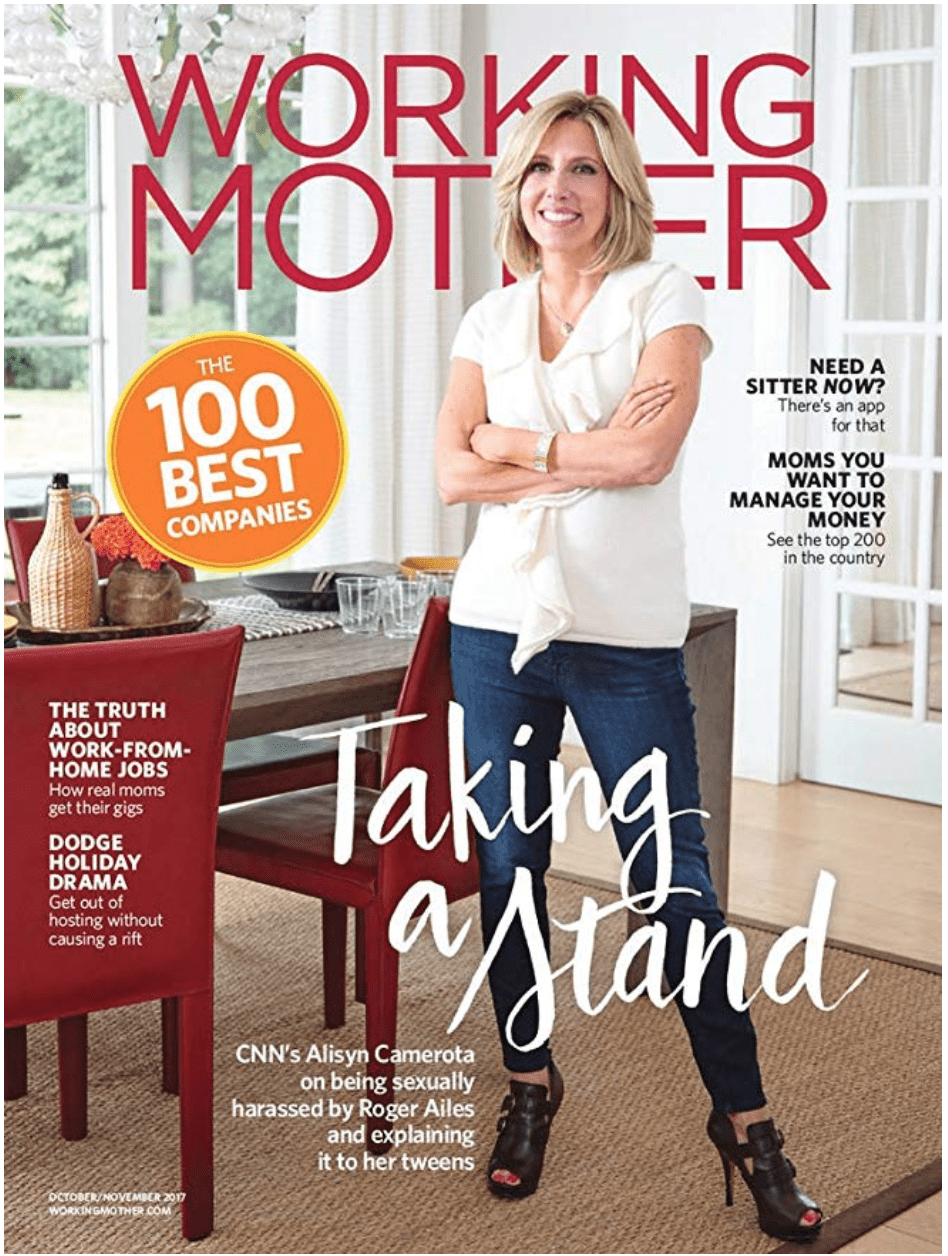 Get your FREE Subscription to Working Mother Magazine right here!