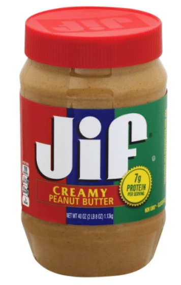 Wegmans: Large JIF Peanut Butter Only $4.29!