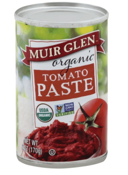 Wegmans: Muir Glen Tomato Paste Only $0.29!