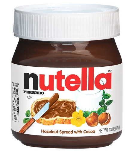 Target: Nutella Only $1.44!