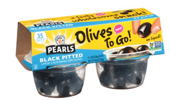 Walmart: Pearls Olives To Go Only $1.47!