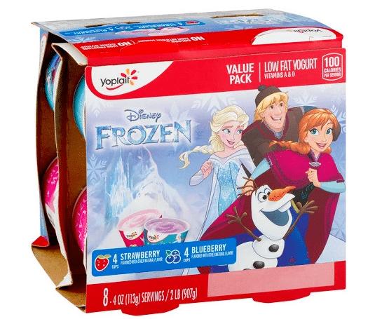 Target: Yoplait Kids Cup Yogurts Only $1.54!
