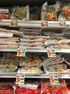 tops markets celentano pasta coupon deal