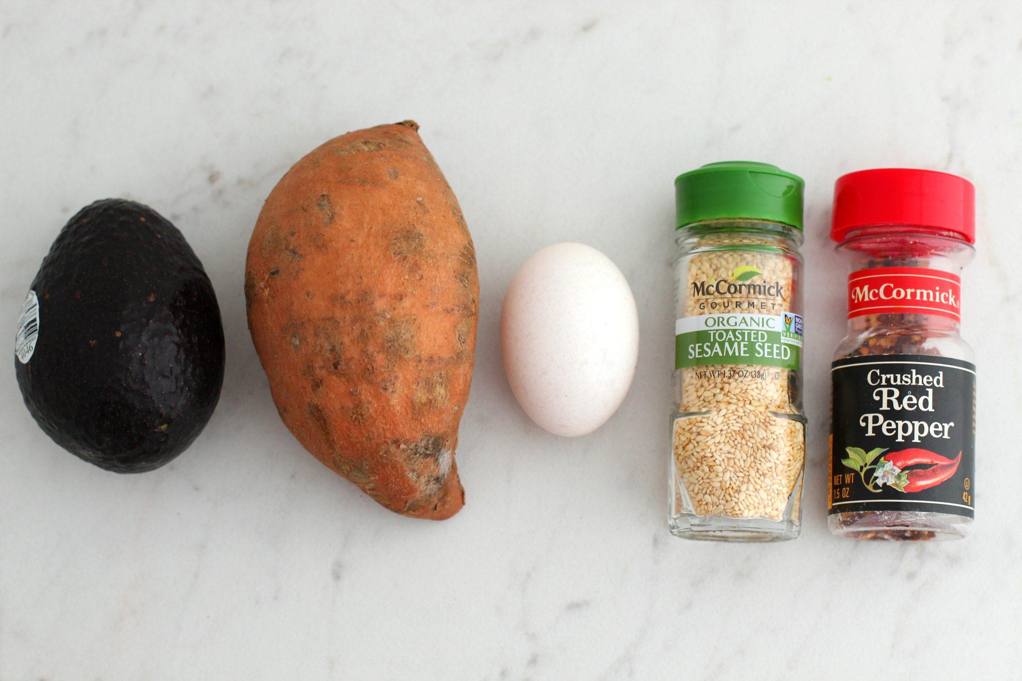 sweet potato toast toppings