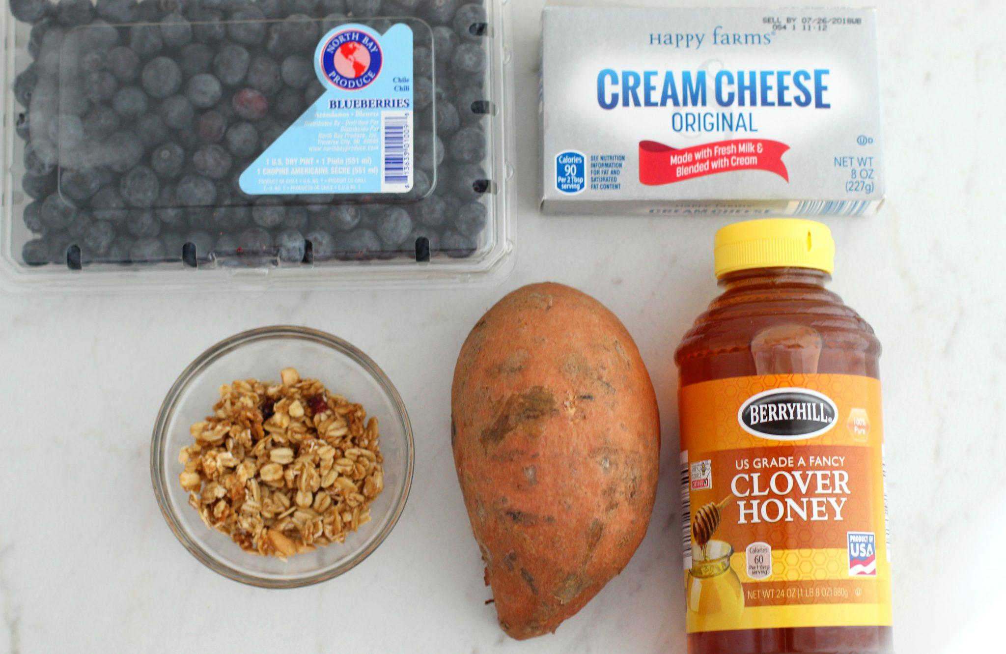 sweet potato toast toppings recipe