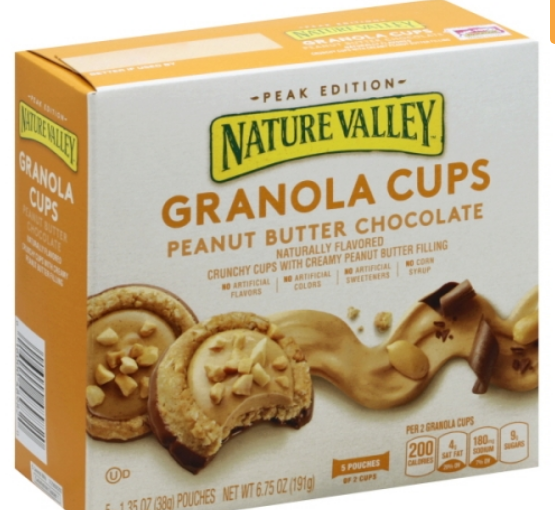Wegmans: Nature Valley Granola Cups Only $1.99!