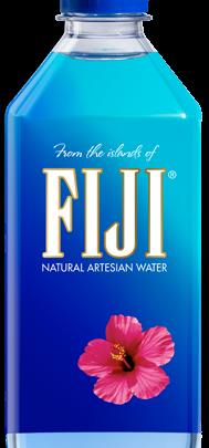 fiji water bottle