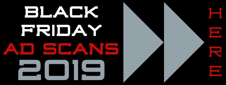 black friday ads 2019