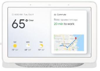 Walmart Black Friday – Google Home Hub ONLY $99!!!