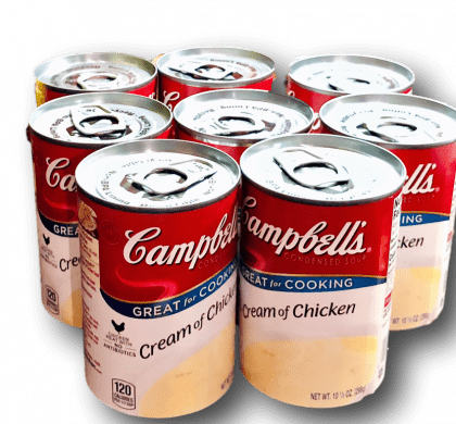 New Printable Campbells Soup Coupons and various store deals as low as $.61 can!