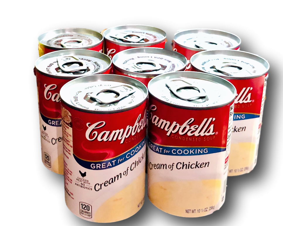 Campbells Soup Coupons and various store deals as low as $.61 can!