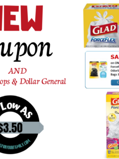 glad coupon