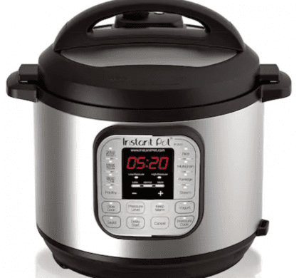 Instant Pot Duo Pressure Cooker Best Deal ENDING SOON– ONLY $52.99!!!