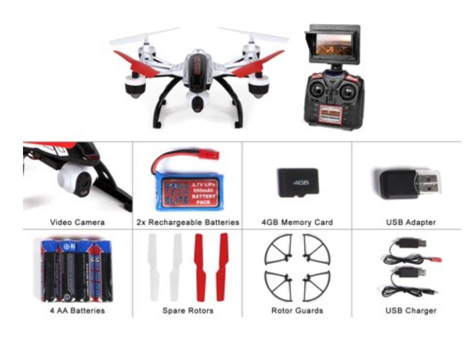 Mini Orion Camera Drone