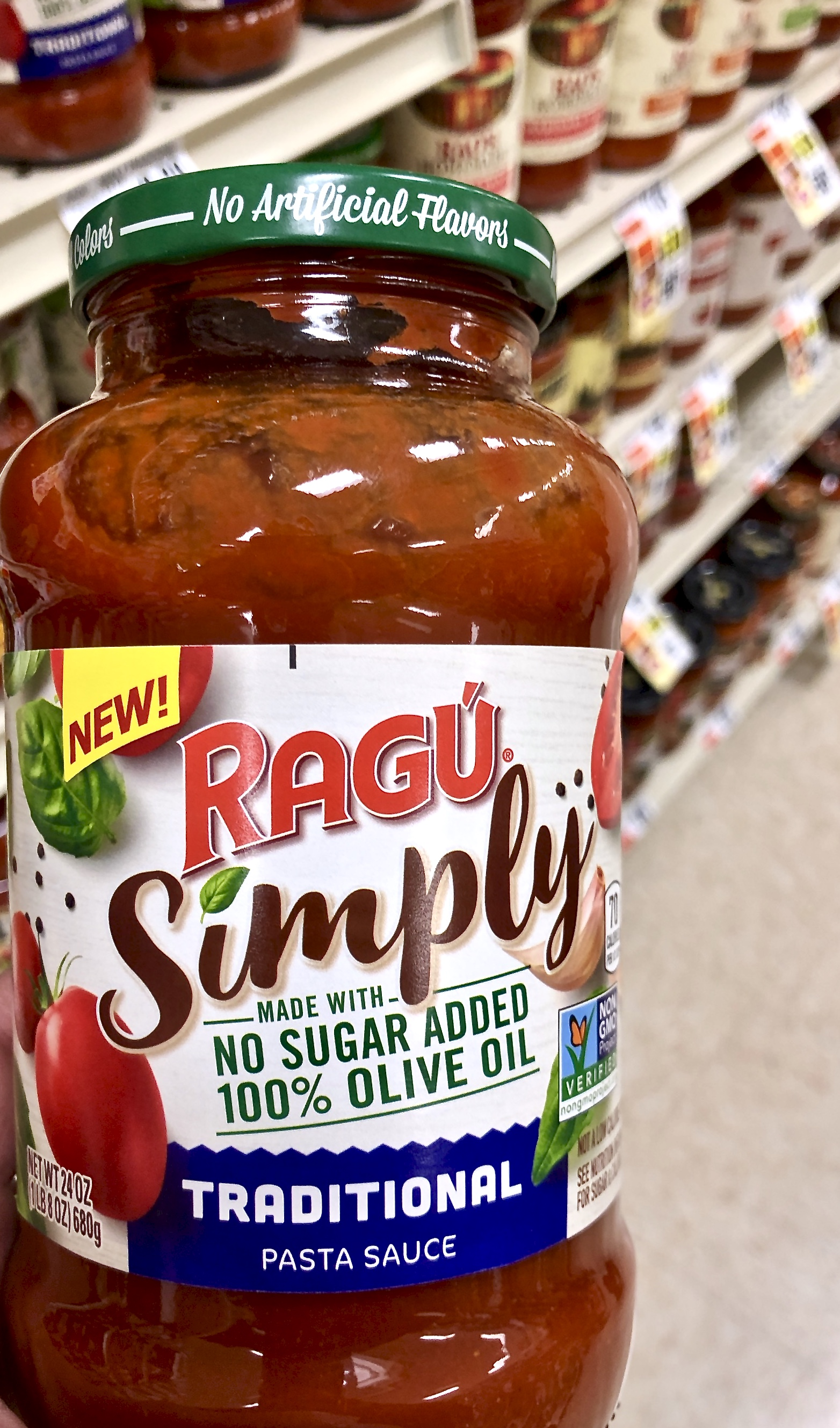 NEW Ragu Coupon makes for Pasta Sauce & Store Deals at $.49, $.67 & $1!