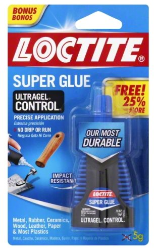 Score super glue as low as $1.77 with new Loctite Super Glue Coupon & deals at 5 stores!