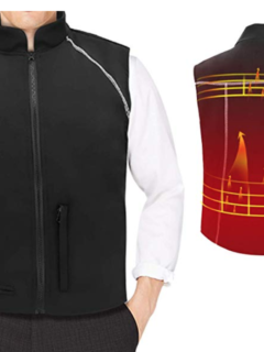 heated vest with amazon coupon