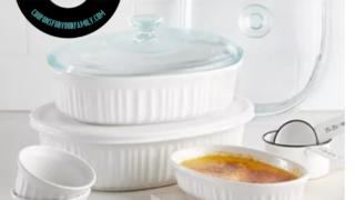 corningware casserole dish sale
