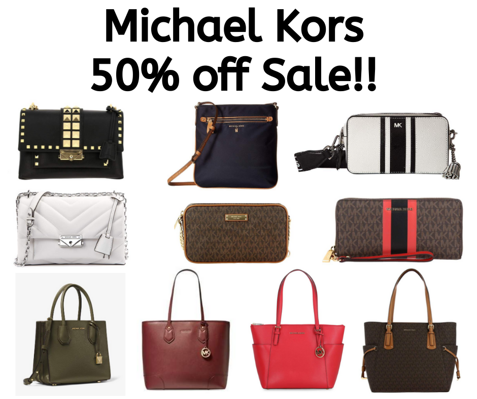 Michael Kors Purse & Tote Sale
