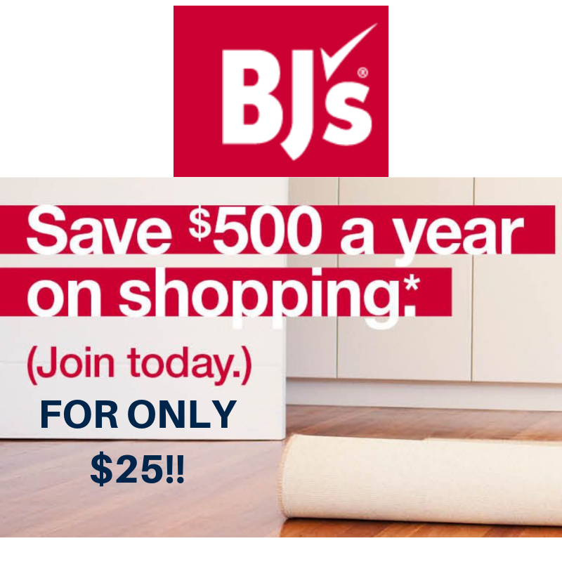 bjs membership deals