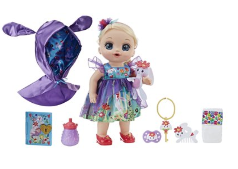 Baby Alive Once Upon a Baby Forest Tales Forest Emma