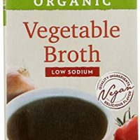 365 Everyday Value, Organic Low Sodium Vegetable Broth, 32 fl oz