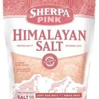 Fine Grain Himalayan Pink Sea Salt