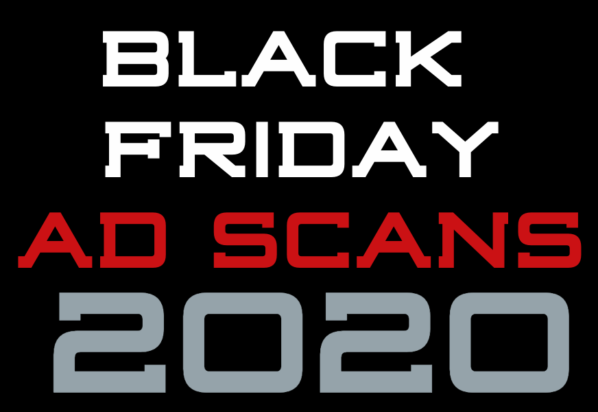 Black Friday Scans 2020