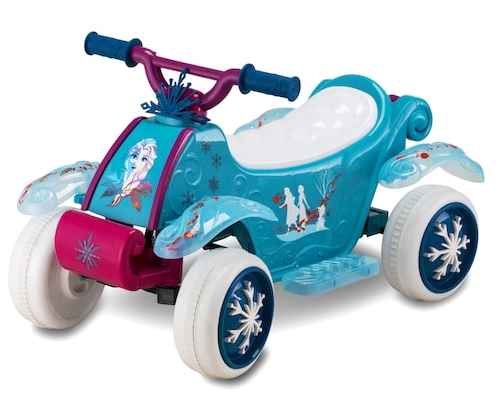 disney frozen powered ride-on