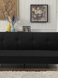 serta convertible futon sofa