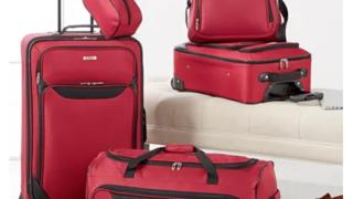 springfield luggage set