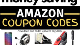 Amazon Coupon Codes