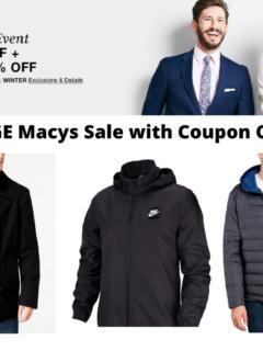 Macys coupon code