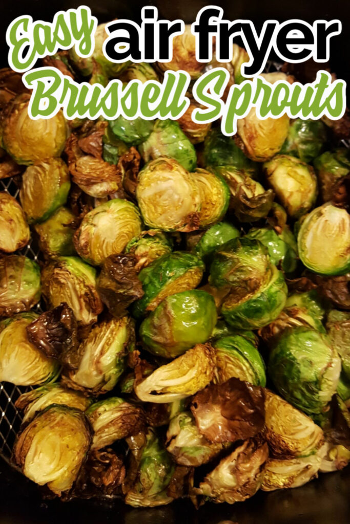 Air fryer brussel sprouts 1