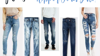American Eagle Jeans Sale