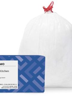 Amazon tall kitchen garbage bags