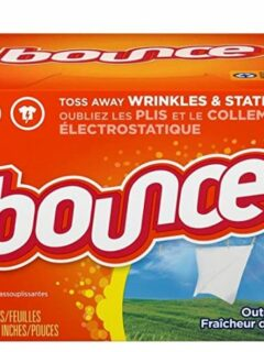 bounce fabric softener sheets