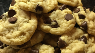 Chocolate Chip cookies without Eggs Recipe