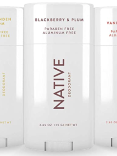 Native deodorant coupons