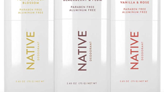 Native deodorant coupons