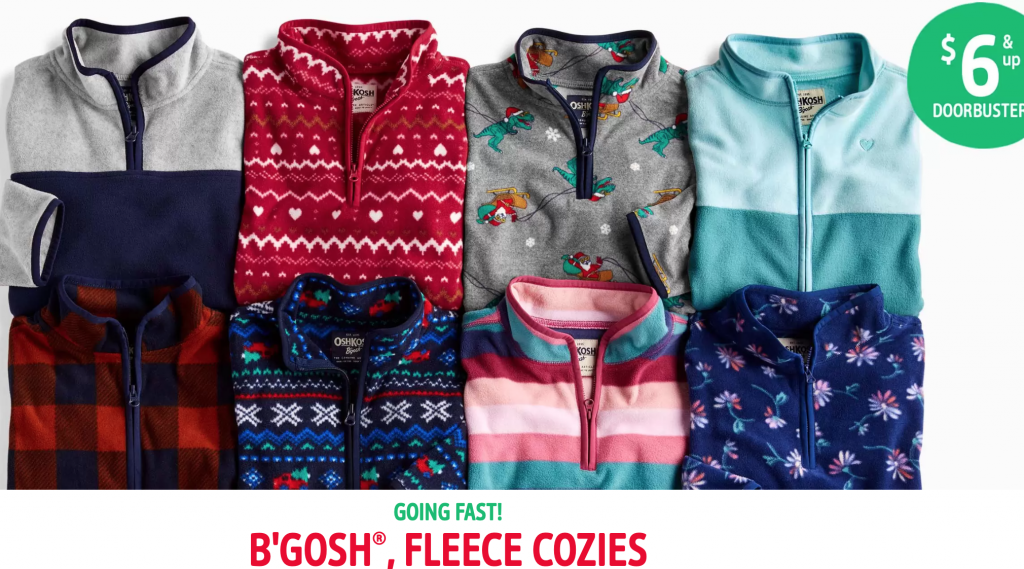 Osh Kosh Fleece